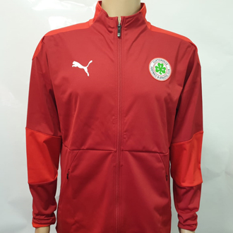 Red Sideline Jacket - Soft Shell